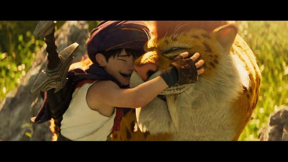 دانلود انیمیشن Dragon Quest Your Story 2019 با زیرنویس فارسی